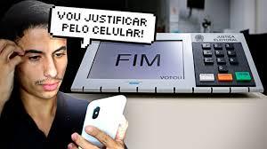 Como JUSTIFICAR O SEU VOTO nas ELEIÇÕES 2020 pelo CELULAR! - YouTube