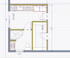 Bathroom Layouts For Small Spaces Small Master Bathroom Floor Plans Bathroom Floor Plansfree 14x14