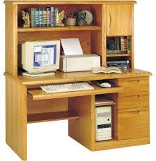 home computer desks with hutch computer desk with hutch also with a oak computer desk with