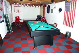 basement pool table.  Basement Basement Pool Room Ideas Table Small Simple Reasons Of Avoiding  Carpeting Best   In Basement Pool Table