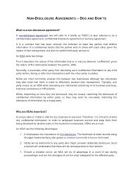 Standard Confidentiality Agreement | Ophion.co