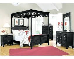 Black Canopy Bed Black Canopy Bed Full Black Rod Iron Canopy Bed ...