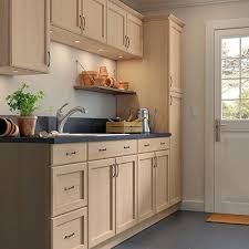 Shop Hampton Bay Easthaven Unfinished Cabinets