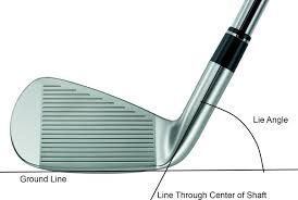 Hybrid Golf Club Degree Chart Lie Angle In Golf Clubs What It Is Why It Matters