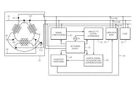 patent us7952293 power factor correction and driver circuits schematic diagram of capacitor bank controller at Power Factor Correction Capacitor Wiring Diagram