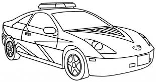 Small Picture Cool police car coloring pages ColoringStar