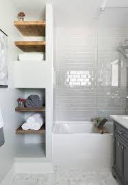 bathroom closet ideas. Interior : Small Closet Design Bamboo Wicker Soap Holder Black Wooden Floating Gray Painted Bathroom Ideas