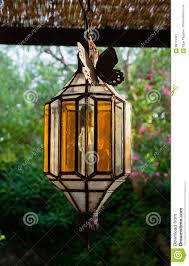 Terrace lighting Courtyard Vintage Outdoor Porch Pendant Lamp Garden Fixture Lights Vintage Terrace Lighting Lantern Dreamstimecom Vintage Outdoor Porch Pendant Lamp Garden Fixture Lights Vintage