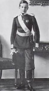 Grand Duke Dmitri Pavlovich of Russia
