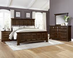 Vaughan Bassett Woodlands King Bedroom Group   Rooms and Rest ...