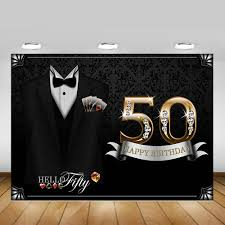 Zazzle can help you find the best for men 50th birthday invitations in a snap with our variety of options. Men 50th Happy Birthday Photography Backdrop Gentleman Fifty Birthday Party Banner Background Decoration Tuxedo Black Backdrops Background Aliexpress