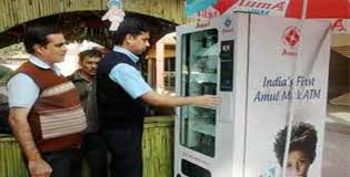 Vending Machine Attendant Fascinating Milk Vending Machine Latest News Information Pictures Articles