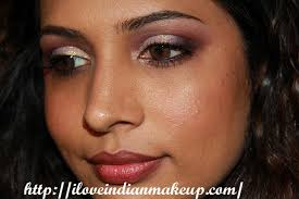 ii glam y night time desi indian party look