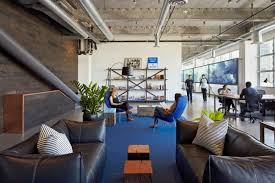 modern office look. Dropbox Hired Geremia Design And Boor Bridges Architecture To Its New Office Space In San Francisco, The Look Is Industrial Modern. Modern
