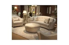 aico living room set. aico bel air park 2pc sofa living room set in clear aico
