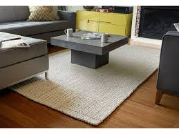 anji mountain jute rectangular andes ivory area rug