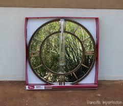 bhg mirror clock