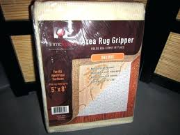 area rug gripper area rug gripper deluxe non slip washable fits up to 5 area rug