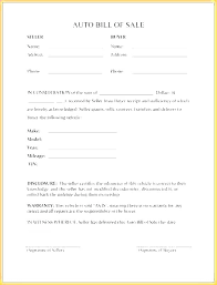 Selling Car Receipt Template Vehicle Sales Invoice Sale Used
