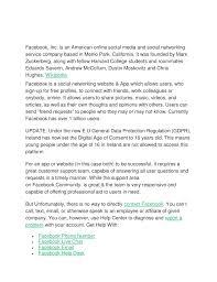 Great Customer Service Means Facebook Customer Service