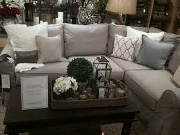 Living room sofa- pottery barn sectional. Pillows | Family Rooms ...
