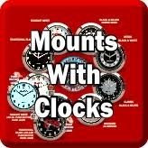 Marlin's Perch Clamp - <b>Brake</b>/Clutch - <b>Windshield</b> Mount