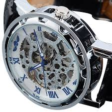 top 5 skeleton watches skeleton wrist watch white