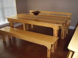 Pine Kitchen Tables For Rustic Furniture Kitchen