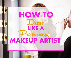 this is one of the most monly asked questions i get from beginning makeup artist what do i wear the answer varies depending on the job type