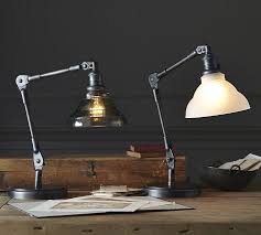 sidney vintage task table lamp pottery barn rh potterybarn com pottery barn architect desk lamp
