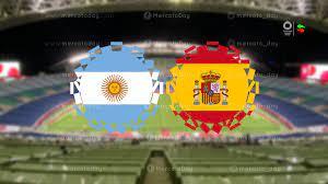 ملخص مباراة اسبانيا والارجنتين في منافسات كرة القدم بـ اولمبياد طوكيو 2020  - ميركاتو داي