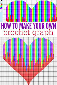 Crochet Charts Software Free How To Make Crochet Graphs