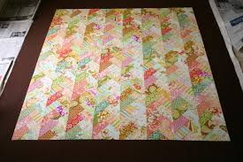 Not So Fancy Nancy: Quilting - Heather Bailey Friendship Braid & Braid-ready-for-quilting Adamdwight.com