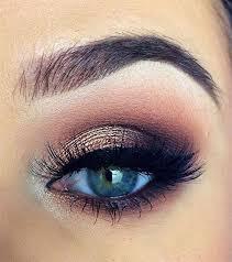 15 inspiring fall autumn eye makeup trends ideas for women 2016 6
