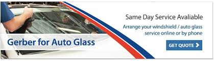 Windshield Replacement Quote Online Stunning Gerber For Auto Glass Windshield Repair Windshield Replacement
