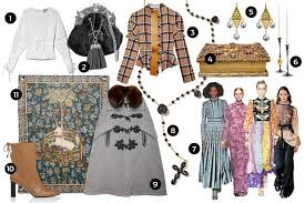 Medieval Chic: Retro Fashion That's Actually Beautiful - Wsj