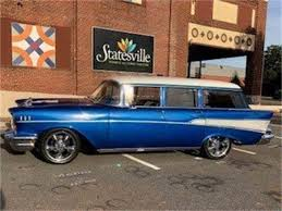 All Chevy 1957 chevy wagon for sale : 1957 Chevrolet Bel Air Wagon for Sale | ClassicCars.com | CC-1033332