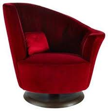 Arabella Curve Cotton <b>Swivel Chair</b>, <b>Wine</b>   <b>Chair</b>, <b>Swivel chair</b> ...