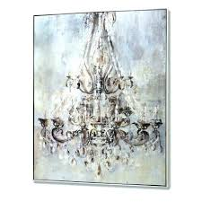 chandelier canvas wall art wall arts monsoon fl metallic wall art canvas metallic in chandelier canvas chandelier canvas
