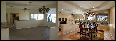Home Decor Staging And Interior Design Home Staging Dining Table Before And After idolza 23
