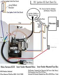 hei ignition upgrade dodgechat forums the above diagram was made by slantsixdan at slantsix org which i slightly modified