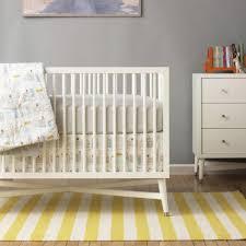 dwell baby furniture. Dwell Studio Mid Century 3 In 1 Crib White Baby Furniture