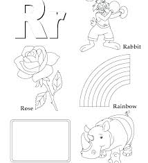 Free Printable Sign In Sheets Stunning R Coloring Pages Letter R Coloring Pages Printable Alphabet Coloring