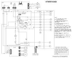 trane wiring diagram trane image wiring diagram wiring between trane xl824 tem6 and xr17 doityourself com