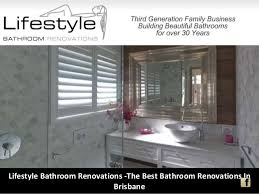 Lifestyle Bathroom Renovations The Best Bathroom Renovations In Bris Interesting Best Bathroom Renovations Model