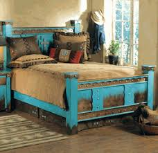 Western Bedroom Decor and Furniture
