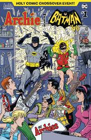 Image result for archie meets batman 66 #1 cover