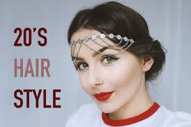 20s Hair Style 20s Hair Style Tutorial Youtube 1271 by wearticles.com