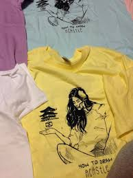 How To Draw Girl Shirts Castle Girl Shirt How To Draw A Castle