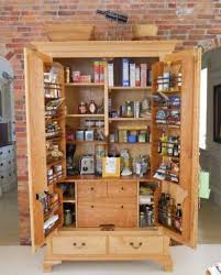 Pantry Storage Cabinets For Kitchen With Free Standing Kitchen